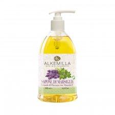 Marseille soap lavender of Provence with Vit E BioVegan - Alkemilla