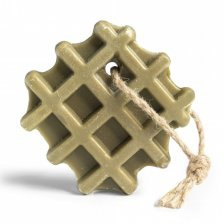 Marseille soap with olive oil Waffle shape