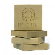 Marseille soap with olive slice of 65gr