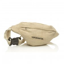 Marsupio in canapa grezza - Vegan