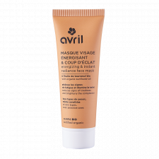Maschera viso energizzante Immediato Splendore Avril Vegan