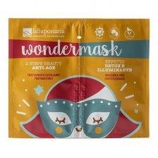 Maschera Wondermask 2 steps beauty anti age