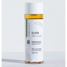 "Massage body oil ""Patchouli"""