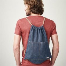 Matchbag in organic cotton