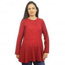 Maxi maglia Mimi 100% lana merino