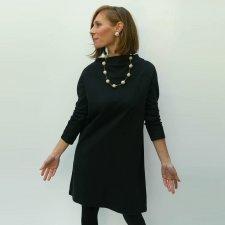 Maxi maglia/vestito Dreamy in cotone biologico equo-solidale