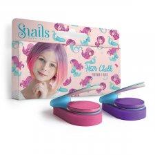 Meches lavabili SIRENA per capelli per bambine