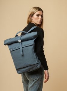 AMAR Backpack in Fairtrade Organic Cotton