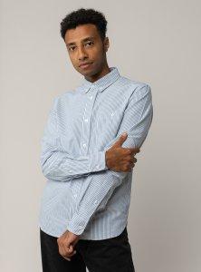 Men shirt Ayaj in oxford organic and fairtrade cotton woven
