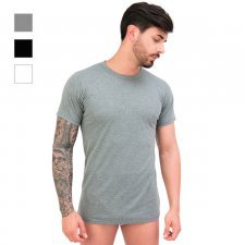 Men's underwear t-shirt in interlock cotton