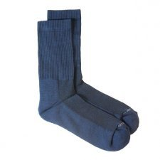 MidCalf sponge socks blue