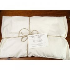 Millet husk pillow for cot