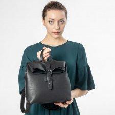 Mini City Backpack Black Ethicool