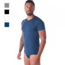 Modal and Cotton men's underwear t-shirt