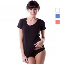 Modal and cotton woman t-shirt