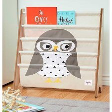 Montessori Front Library for Children - Owl