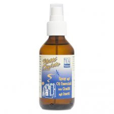 Mosquito repellent - spray with blend of natural essential oils
