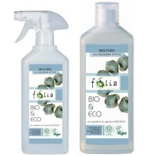 Multiuso detergente con ossigeno attivo Folia Eco Bio
