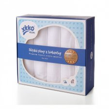 Muslin diapers in organic cotton - 5 pcs