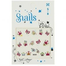 Nail stickers Princess