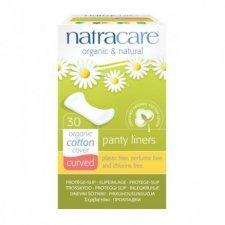 natracare anatomic panty liners