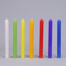 7 Chakra Candles