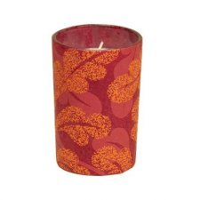 Natural candle Maroma Amber