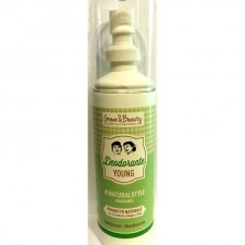 Natural deodorant Young Green&Beauty