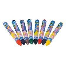 Natural wax 8 pastels for fabrics