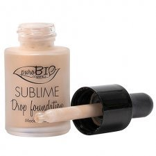 Drop Foundation Sublime 02 puroBIO VEGAN