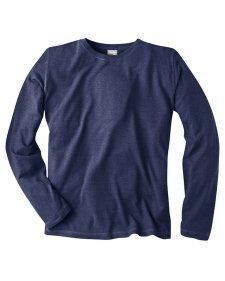 Hemp Basic long sleeve shirt