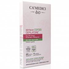 Depilatory Strips Body Ca'Medici Bio