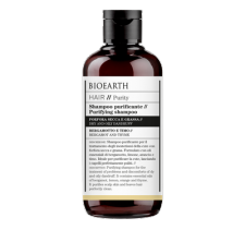 Bioearth anti-dandruff purifying shampoo