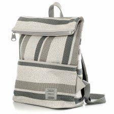 ESSENTIAL BACKPACK - Stripes Cream