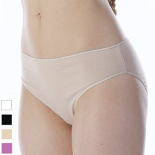 Basic waist briefs in Modal and Cotton