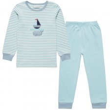 Fairtrade Pyjama in organic cotton with whale