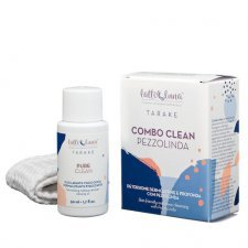 Combo clean Skin-friendly cleansing with PezzoLinda