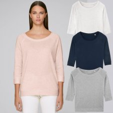 WOMEN'S TENCEL SWEATSHIRT