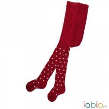Tights dots in organic cotton