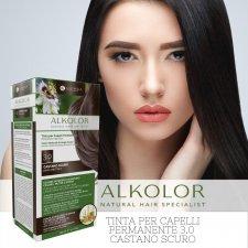 Permanent Hair Dye 3.0
