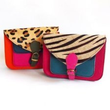 Bag Soruka Pocket Animalier