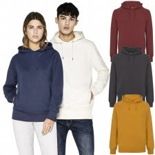 Classic heavy unisex raglan pullover hoody with side pockets