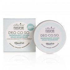 DEO CO.SO. Neutral- Solid deodorant Zero Waste Vegan