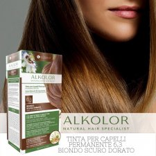 Permanent Hair Dye 6.3