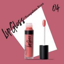 Lipgloss 04 Pink Grapefruit puroBIO