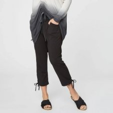 Sabine Ruched Bamboo Pocket Trousers