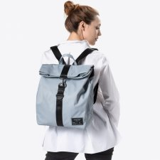 Penelope backpack in nylon recycled from fishing nets