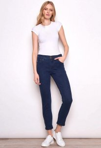Mahlia skinny jeans in organic cotton