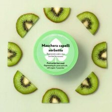 Fruit sorbet hair mask