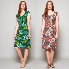 Petal Organic Cotton Tie Front Dress